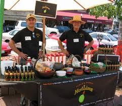 Floyd and Fred's Hot Lime Sauce