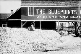 The Bluepoint Oysters and Clam