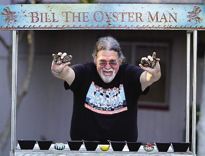 Bill the Oysterman